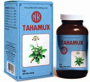 TAHAMUX NK giúp cân bằng nội tiết tố nữ, điều hòa kinh nguyệt cho phụ nữ tiền mãn kinh, mãn kinh bị bốc hỏa, mệt mỏi, cáu gắt, stress, mất ngủ, kém ăn…