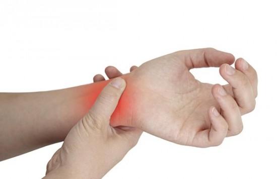 Triệu chứng của thoái hóa khớp cổ tay