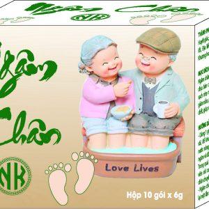 Tác dụng của ngâm chân NK