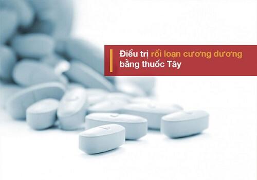 rối loạn cương dương nên uống thuốc gì