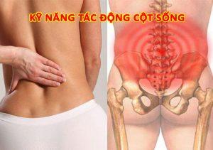 Phương pháp tác động cột sống, phương pháp chữa trị hiệu quả không dùng thuốc