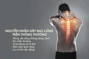 Cách chữa bệnh đau lưng theo từng nguyên nhân gây bệnh