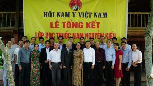 Lễ bế giảng lớp học thuốc nam Nguyễn Kiều khóa 01 – năm 2020