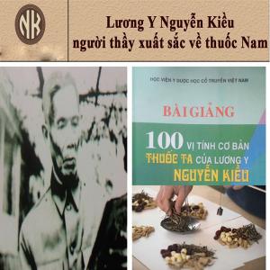 Những bài thuốc nổi tiếng của lương Y Nguyễn Kiều