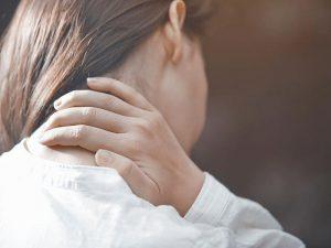 Chữa đau vai gáy hoặc hội chứng cổ vai cánh tay