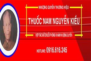 Nhượng quyền thương hiệu thuốc nam Nguyễn Kiều
