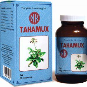 TAHAMUX NK cải thiện nội tiết tố nữ, điều hòa kinh nguyệt