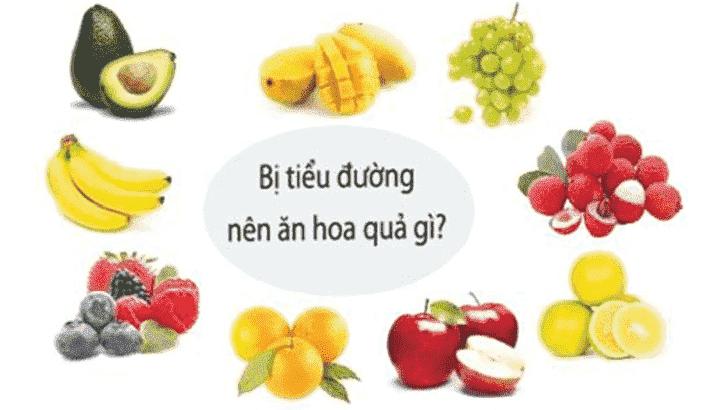 Bị tiểu đường nên ăn hoa quả gì?