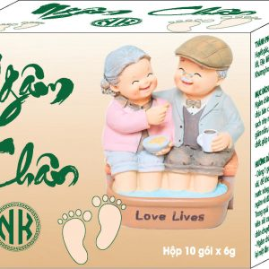 Ngâm Chân NK dưỡng đôi bàn chân tốt cho sức khỏe