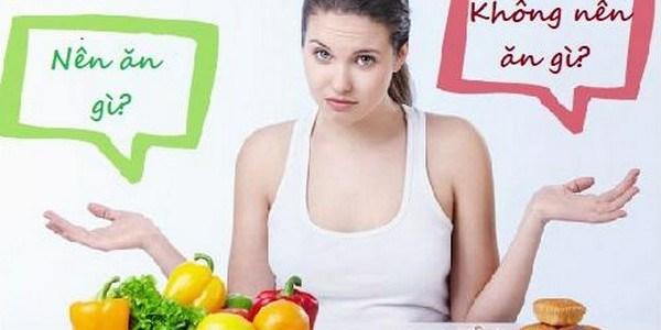 Bị rối loạn nội tiết tố không nên ăn gì?