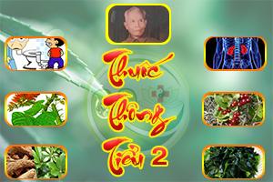 THUỐC THÔNG TIỂU 2 – BÀI THUỐC LƯƠNG Y NGUYỄN KIỀU