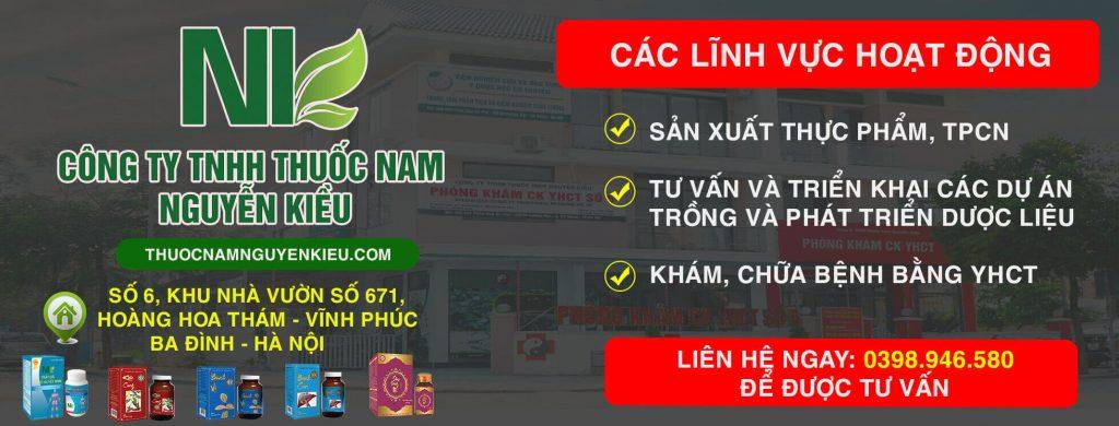 Tại sao nên sử dụng Bổ Huyết Nữ NK của thuốc nam Nguyễn Kiều?