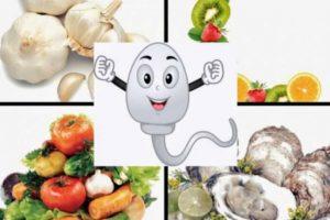 Tinh trùng yếu nên ăn gì và kiêng gì để dễ thụ thai