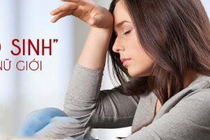 Vì sao vô sinh phụ nữ? Bệnh vô sinh nữ có chữa được không?