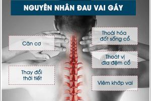 Bật bí 10 nguyên nhân đau bả vai bạn không nên bỏ qua