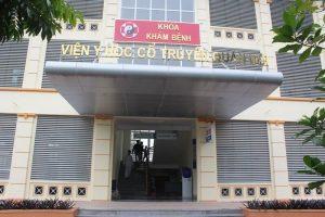 Những bệnh viện nhà nước khám chữa bệnh bằng đông y tại Hà Nội